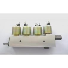 Блок низкого давления 15 ТСГ (в сборе с клапанами)