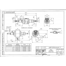 Топливный насос ТН-9 ( 4,4 мл - 12 в)