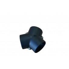 Тройник Y - образный 120 ° 75*75*75