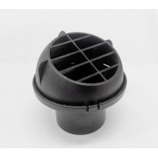 Решетка ( жалюзи поворотные )  Ф 60 мм