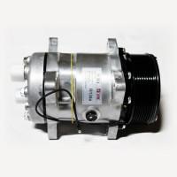компрессор DY (5H14, 12v, PV8) горизонтальный