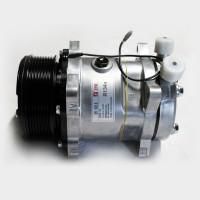 компрессор DY (5H14, 12v, PV8) вертикальный